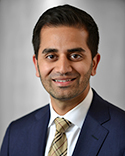 Image of Omar Chughtai Vice President of Operations, El Camino Hospital