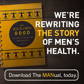 Image of the El Camino Health Men's Health MANual click to download a copy
