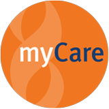 Image of myCare logo click to learn more