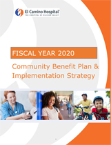 Image of FY2020 Community Benefit Plan & Implementation Strategy - click to download