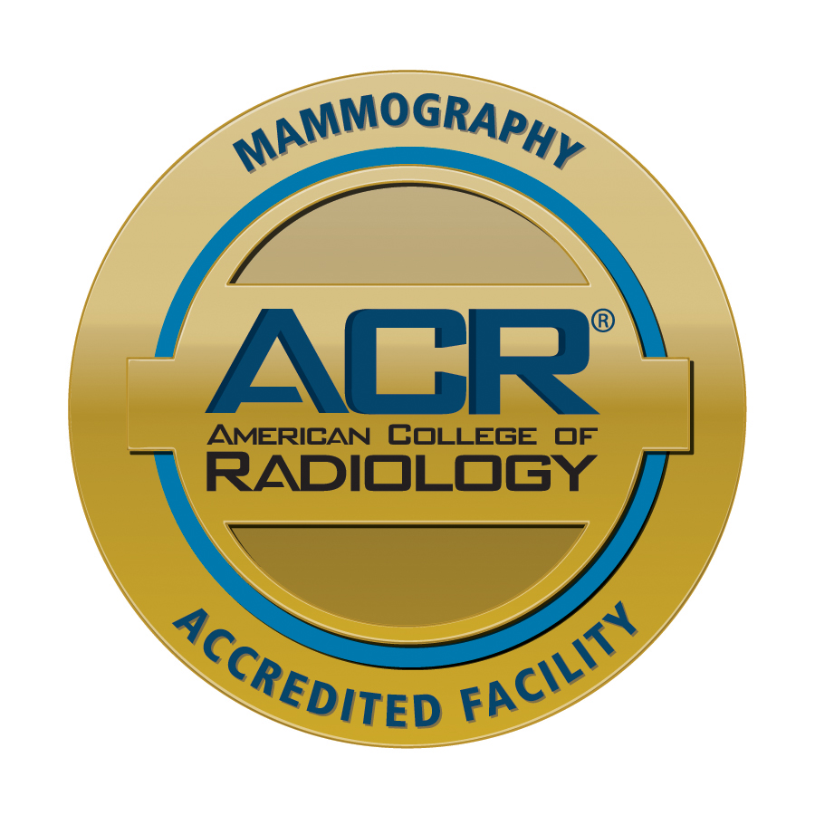 ACR Gold Standard Accreditation for Mammography