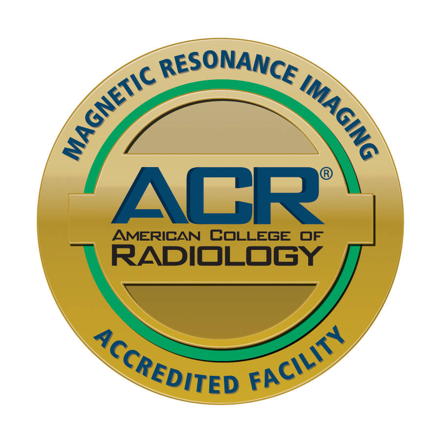 ACR Gold Standard Accreditation for MRI