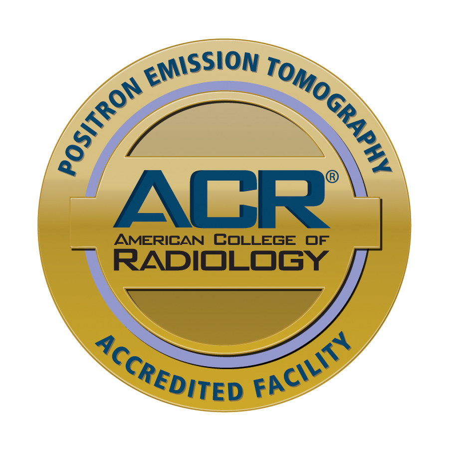 ACR Gold Standard Accreditation for Positron Emission Tomography (PET)