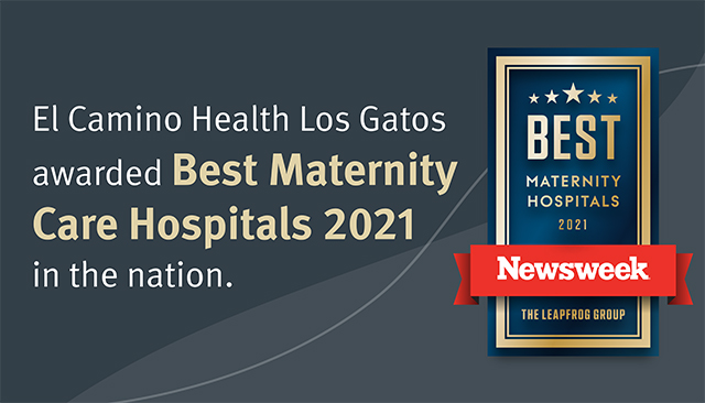 El Camino Health Nationally Recognized as a Best Maternity Care Hospital by Newsweek