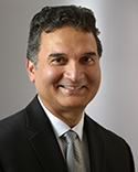 Image of Iftikhar Hussain, Chief Financial Officer