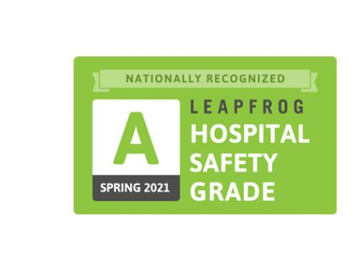 Leapfrog Hospital Safety Program