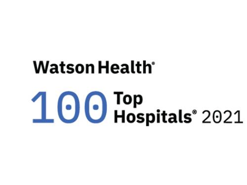 El Camino Health is the Only California Hospital Named to the 2021 Fortune/IBM Watson Health 100 Top Hospitals® List