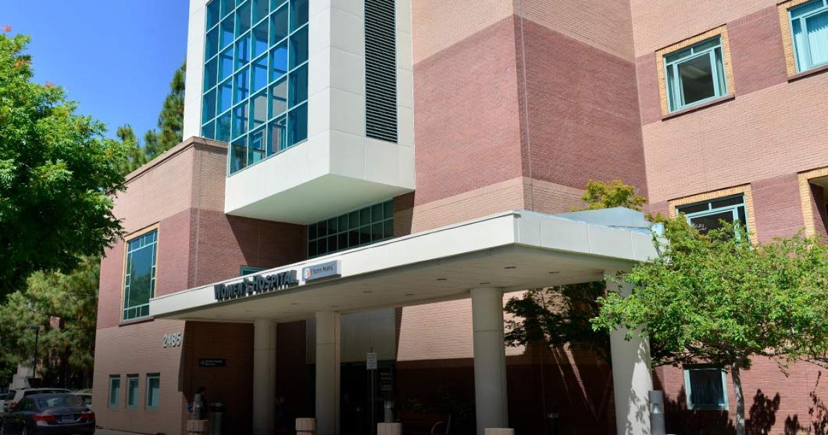 Orchard Pavilion Mountain View Hospital El Camino Health