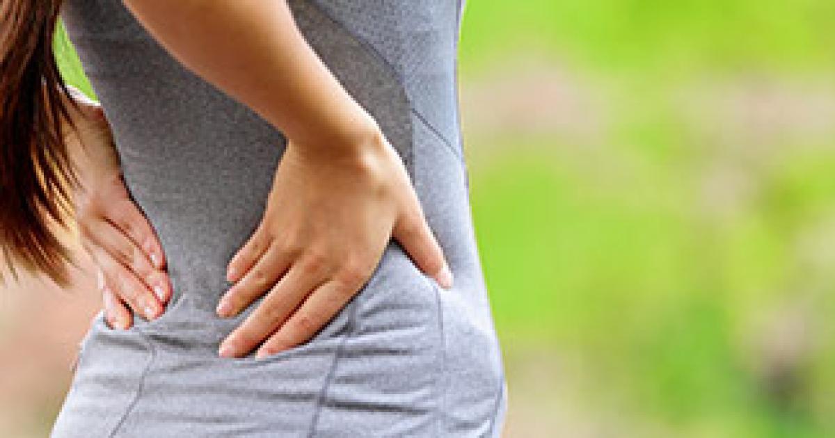 Spine Care | El Camino Health
